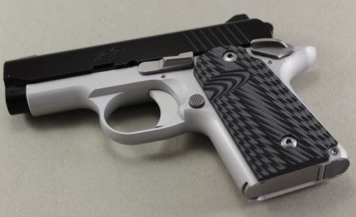 SGMGrips com - Kimber Micro Carry 9mm Grips
