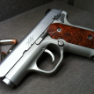 Kimber Solo Stainless that we built for a customer in Seattle